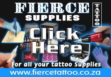 Fierce Tattoo Supplies